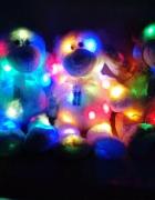 Pluszowy miś świecący dekoracja zabawka pluszak