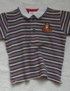 Bluzeczka Disney w paski z tygryskiem 68...