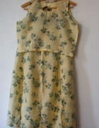 Spódniczka i bluzeczka R 36