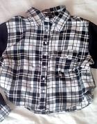 crop top koszula S
