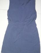 Granatowa sukienka Reserved xl...