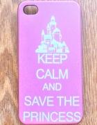 Nowe etui case iPhone 4 4S Keep Calm futerał obudo
