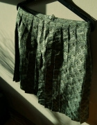 River Island żakardowa plisowana spódnica...
