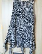 Bluzka damska tunika narzutka letnia rozmiar L XL