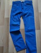 spodnie damskie levis dżinsy niebieskie rozmiar 38...