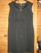 M&Co przepiękna mała czarna dla puszystej 44 46