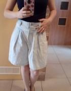 Spódnico spodnie Sisley lata 80 te rozmiar S...