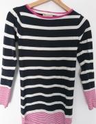 Sweterek dziecięcy w paski