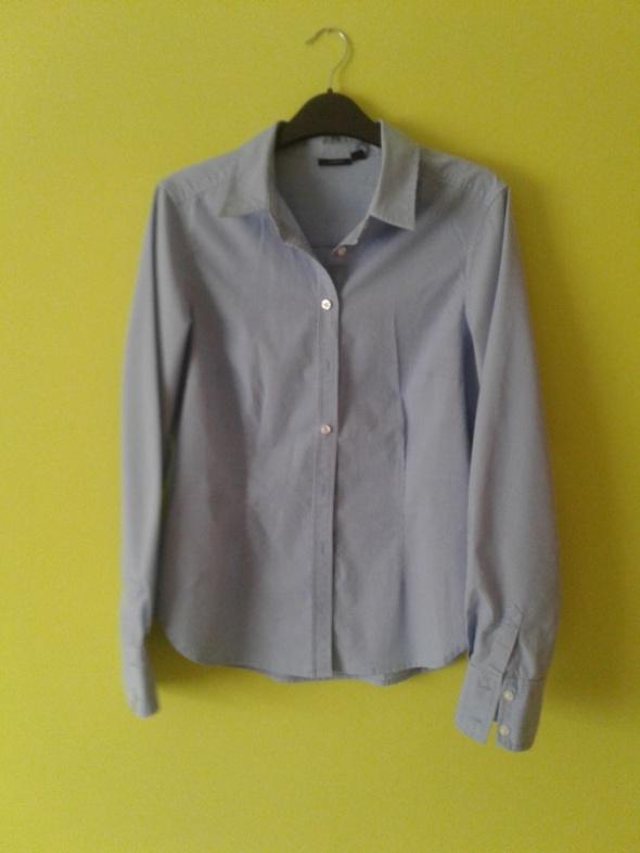Koszula elegancka w paski Lindex