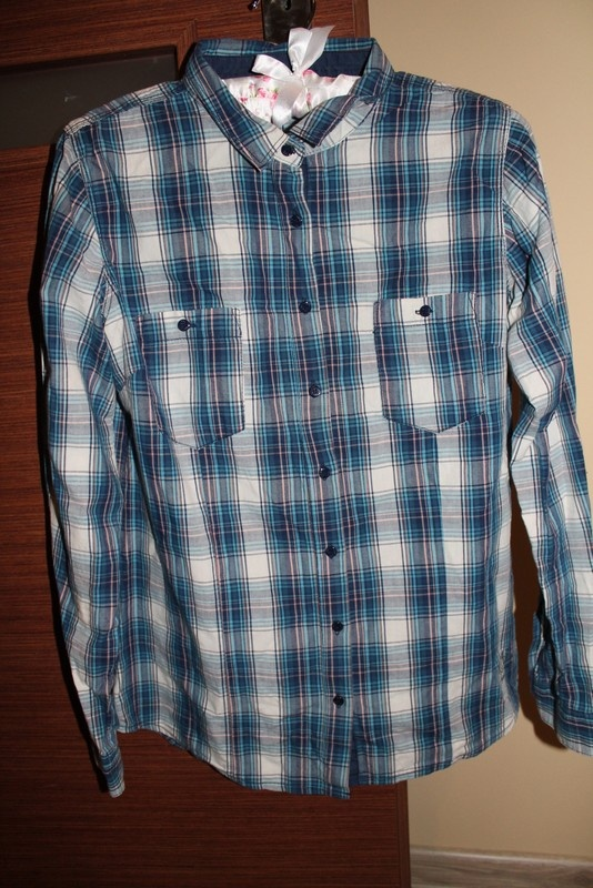 Koszula w kratę HOUSE M 38