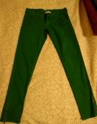 Zielone spodnie M Cropp
