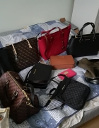 Moja kolekcja torebek