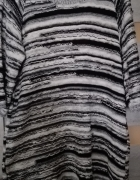 Długi sweter sukienka