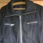 Czarna jesienna krótka kurtka rozmiar 4244