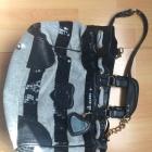 Duża torebka Juicy Couture Shopper bag