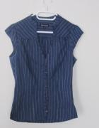 bluzka w stylu marynarskim