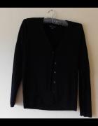 Gap czarny sweter kardigan 34 36...