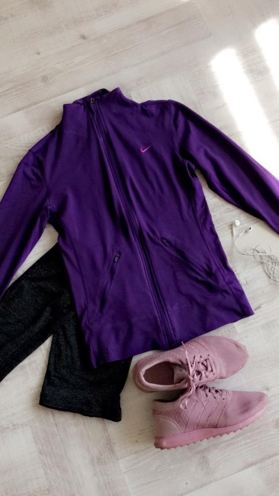 Bluzy Bluza Nike DRI FIT rozmiar S