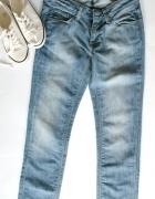 WARP spodnie damskie 28 dżinsy