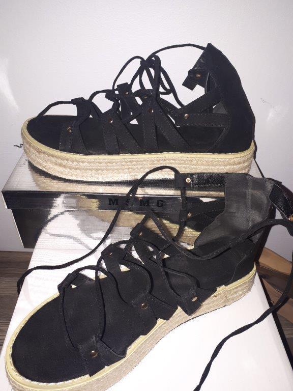 espadryle sandały...