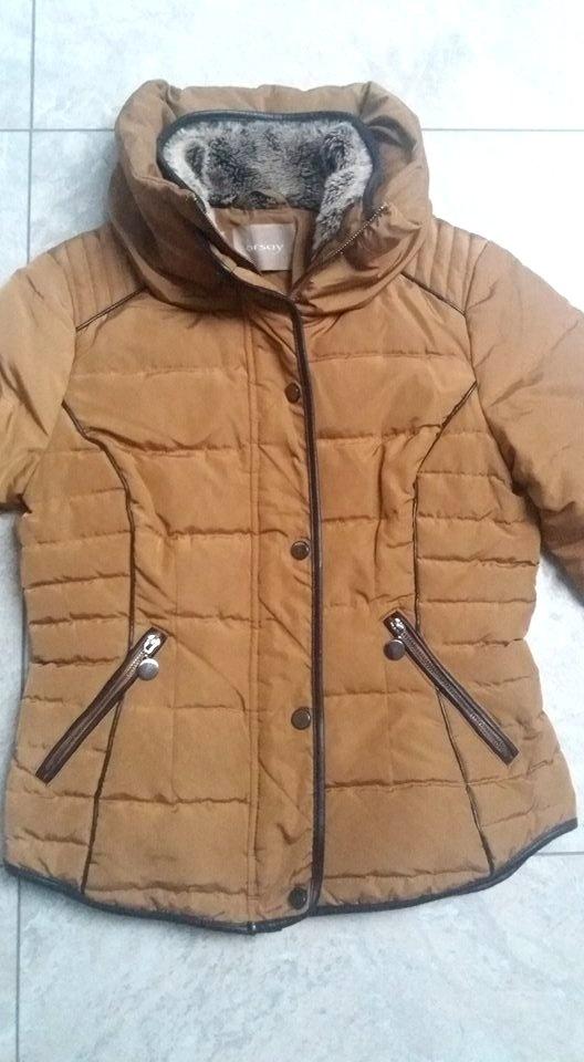 425331fbda4e2 Puchowa kurtka zimowa Orsay Zara w Odzież wierzchnia - Szafa.pl