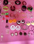 Mega zestaw pięknej biżuterii