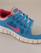 Nike Free 5 turkus r36...