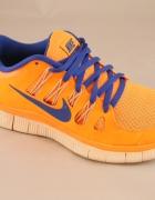Nike Free 5 neonowe...