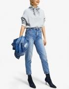 Jeansy Boyfriendy Mom jeans NOWE z metką