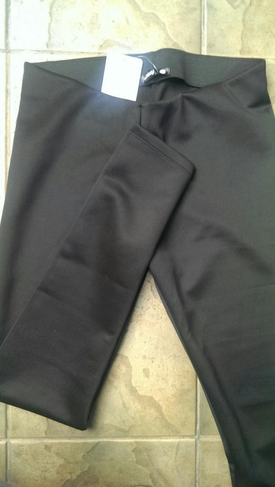 nowe spodnie gumowe L XL...
