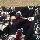 nowe spodnie w kwiaty