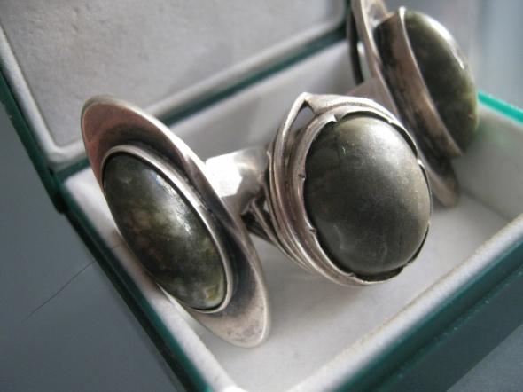 Pierścionki Wymiana stare srebro