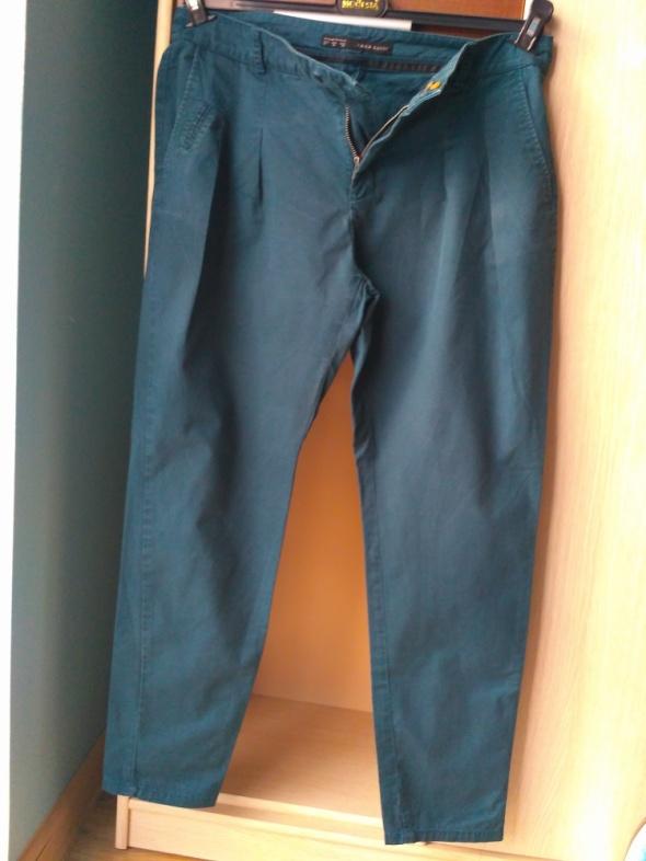 Spodnie materiałowe Zara...