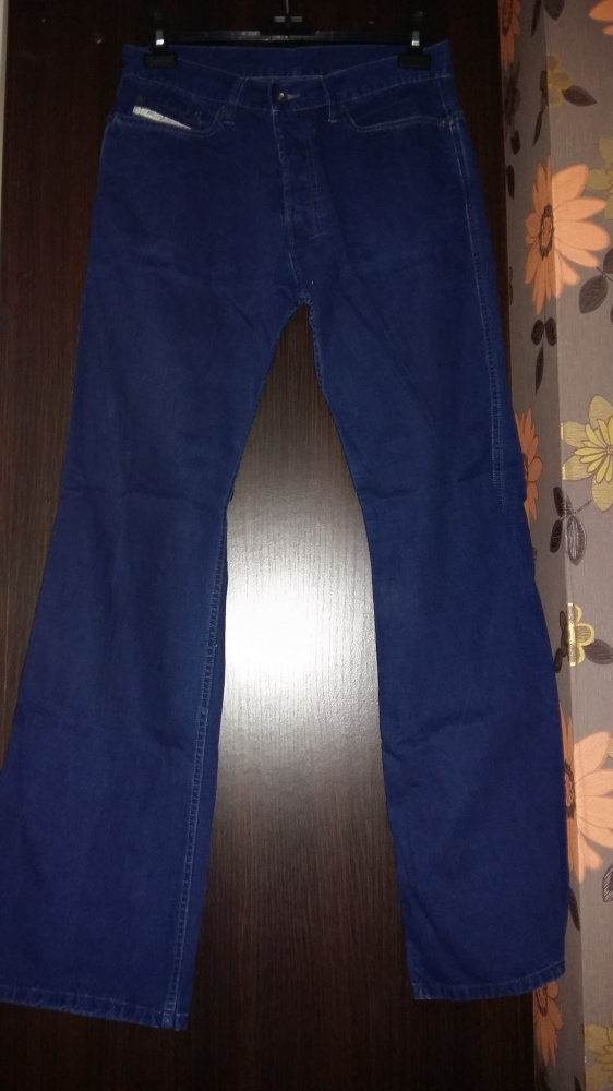spodnie dżinsowe Diesel...