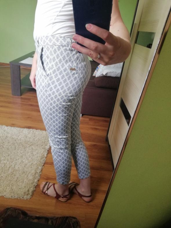 Spodnie Spodnie cygaretki
