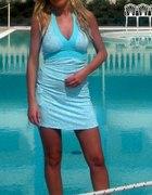 Śliczna sukienka CLOCKHAUSE rozmiar S