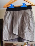 Skórzana spódnica New Yorker Amisu