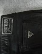 Spodnie skórzane guess