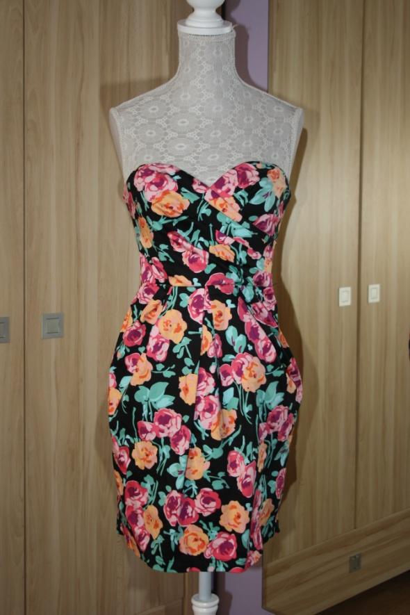 Sukienka tulipan