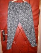 ocieplane spodnie nowe