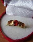 18kt pierścionek jak marzenie