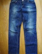 Spodnie jeans denim peacocks oryginalne 38