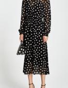 Sukienka kropki Zara...