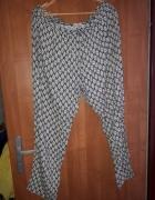 Zwiewne spodnie