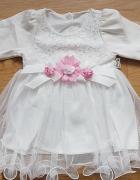 Piękna Nowa sukieneczka