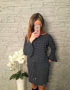 Nowa sukienka groszki