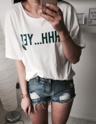 Pull&Bear Nowy t shirt M 38 oversize