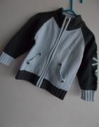 H&M Sweter zapinany 86