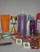 Nowy zestaw kosmetyków dużo próbek avon i nie tylk