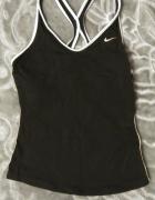 Nike Dri fit bokserka top bluzka sportowa na silownie do biegania